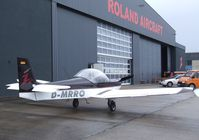 D-MRRO @ ETHM - Roland Aircraft Z 602 economy during an open day at former German Army Aviation base, now civilian Mendig airfield - by Ingo Warnecke