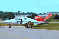 N5184U @ KOSH - Eclipse Aviation Eclipse Concept Jet [SE-400-001] (Eclipse Aerospace) Oshkosh - Wittman Regional~N 29/07/2008
