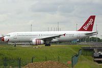 SP-ABK @ LFPG - 2003 Airbus A320-233, c/n: 2118 of Bingo Airways at Paris CDG  (ex N488TA and TC-IZA)