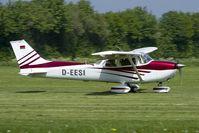D-EESI @ EDLG - Asperden air show 2013 - by Joop de Groot