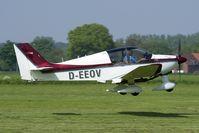 D-EEOV @ EDLG - Goch-Asperden air show 2013 - by Joop de Groot