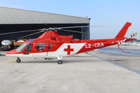 LZ-CEA @ LOAN - Heli Air Services - by Loetsch Andreas