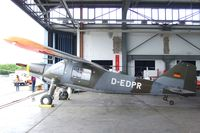 D-EDPR @ ETHM - Dornier Do 27B-3 during an open day at the Fliegendes Museum Mendig (Flying Museum) at former German Army Aviation base, now civilian Mendig airfield - by Ingo Warnecke