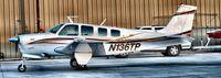 N136TP @ KHII - parked at the lake havasu jet center - by Michael Mannschreck