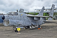 156804 @ KNPA - Ling-Temco-Vought A-7 Corsair II BuNo 156804 (C/N: E-071)  National Naval Aviation Museum TDelCoro May 10, 2013 - by Tomás Del Coro