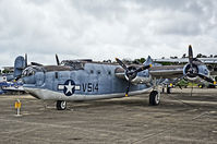 66261 @ KNPA - Consolidated P4Y-2G (PB4Y-2) Privateer BuNo 66261 (C/N 66304)