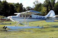C-GPJP @ 96WI - Aviat A-1 Husky [1357] Oshkosh-Lake Winnebago Seaplane Base~N 30/07/2008 - by Ray Barber