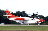 N27WS @ KOSH - North American T-2B Buckeye [310-30] Oshkosh-Wittman Regional~N 30/07/2008 - by Ray Barber