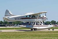 N113CB @ KOSH - De Havilland Canada DHC-2 Beaver AL1 [1491] Oshkosh-Wittman Regional~N 30/07/2008 - by Ray Barber
