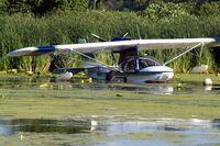 N123XM @ 96WI - N123XM   Progressive Aerodyne SeaRey [1MK-236] Oshkosh-Lake Winnebago Seaplane Base~N 30/07/2008 - by Ray Barber