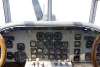 D-ANOY @ EDDM - Junkers Ju 52 Cockpit - by Marcus Stelzer