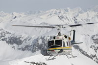 C-FVIK - Working for MW Heliskiing - by Certain Images