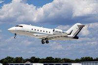 N571BA @ KOSH - Canadair CL.604 Challenger [5571] Oshkosh-Wittman Regional~N 30/07/2008