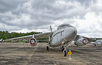 135418 @ KNPA - Douglas A3D-2 (NA-3A) Skywarrior BuNo 135418 (C/N 10311)  National Naval Aviation Museum TDelCoro May 10, 2013 - by Tomás Del Coro