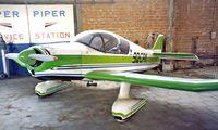 9Q-CPK @ EBGB - SAN Jodel D.150 Mascaret [24] Grimbergen~OO 14/09/1985 - by Ray Barber