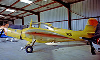 9Q-CRJ @ LFDH - Morane-Saulnier MS.733 Alcyon [72] Auch-la-Mothe~F 20/09/1982. Image taken from a slide.
