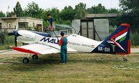 HA-SIH @ LHBS - Zlin Z.50LS  [0050] Budaors~HA 15/06/1996