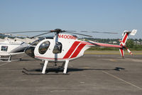 N400MB @ RNT - One of many choppers operating from Renton - by Duncan Kirk