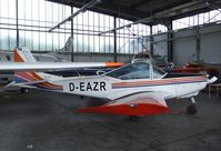 D-EAZR @ ETHM - FFA AS.202/18 A4 Bravo during an open day at the Fliegendes Museum Mendig (Flying Museum) at former German Army Aviation base, now civilian Mendig airfield