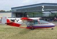 OE-9129 @ ETHM - Brditschka HB-21/2400 during an open day at the Fliegendes Museum Mendig (Flying Museum) at former German Army Aviation base, now civilian Mendig airfield