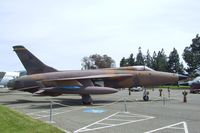 62-4299 - Republic F-105D Thunderchief at the Travis Air Museum, Travis AFB Fairfield CA - by Ingo Warnecke