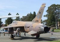 62-4299 - Republic F-105D Thunderchief at the Travis Air Museum, Travis AFB Fairfield CA - by Ingo Warnecke