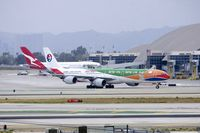 B-6055 @ KLAX - China Eastern Better China, Better Life - by speedbrds