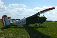 F-BXCP @ EGLM - White Waltham resident - by Chris Hall