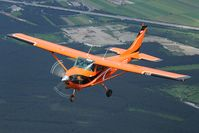 OE-KFG @ INFLIGHT - Cessna 182