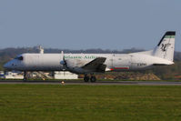 G-BTPF @ EGGW - Atlantic Airlines - by Chris Hall