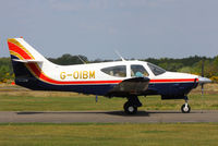 G-OIBM photo, click to enlarge