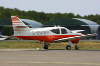 G-BMWR @ EGLK - privately owned - by Chris Hall