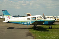 G-BPTE photo, click to enlarge