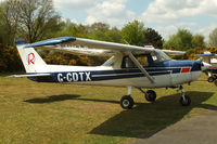G-CDTX photo, click to enlarge
