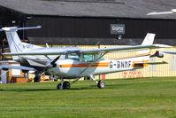 G-BNMF @ EGTF - Redhill Air Services Ltd - by Chris Hall