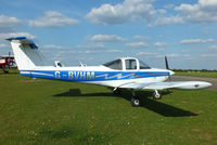 G-BVHM photo, click to enlarge