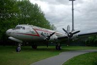 44-9063 @ EDDF - Douglas C-54 - by Andreas Ranner
