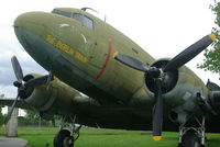 43-49081 @ EDDF - Douglas C-47 - by Andreas Ranner