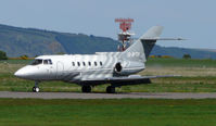 G-IFTF @ EGPE - landing on 23 - by Brian Bond