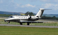 D-CREY @ EGPE - landing on 23 - by Brian Bond