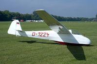 D-1224 @ EDLG - classic glider design. - by Joop de Groot