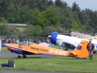 D-KAGC @ EDLV - Weeze Airport , 10 years Airport Festival, May '13 