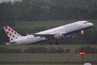9A-CTF @ LOWW - Croatia A320 - by Thomas Ranner