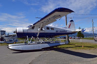 C-FOXD - At the Campbell River Estuary - by Ray Paquette