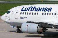 D-ABID @ LOWG - Boeing 737-530 - by Roland Bergmann-Spotterteam Graz