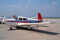 I-SESE @ LIPO - Mooney M.20K Model 252 TSE [25-1219] Brescia-Montichiari~I 18/07/2004