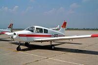 I-APCE @ LIPO - Piper PA-28-161 Cadet [2841045] Brescia-Montichiari~I 18/07/2004