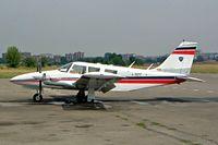 I-TITT @ LIMB - Piper PA-34-200 Seneca [34-7250351] Milan-Bresso~I 20/07/2004