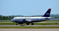 N760US @ KDCA - Takeoff DCA - by Ronald Barker
