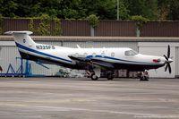 N325FS @ LSGG - Taken from the Aerobistro. - by Carl Byrne (Mervbhx)